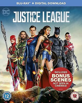 Justice League (BLU-RAY)  - GOOD CONDITION