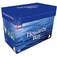 Howards' Way - The Complete Series 1-6 (DVD, 2009) BRAND NEW