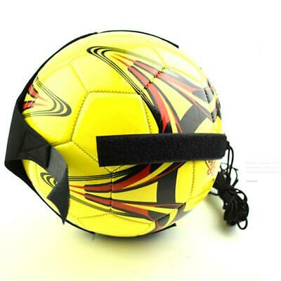 Football Training Aid Ball Soccer Practice Trainer Equipment Free Kick Sports LE