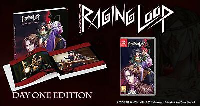 Raging Loop For Nintendo Switch (New & Sealed)
