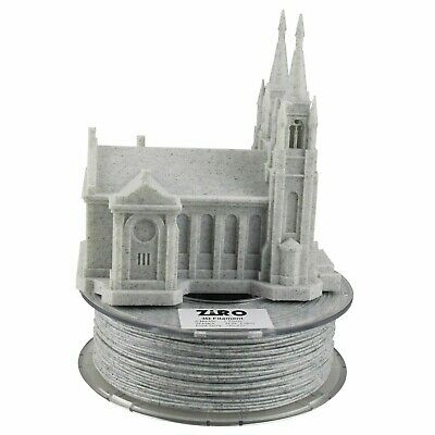 ZIRO 3D Printer Filament PLA 1.75mm Marble Color 1KG(2.2lbs)