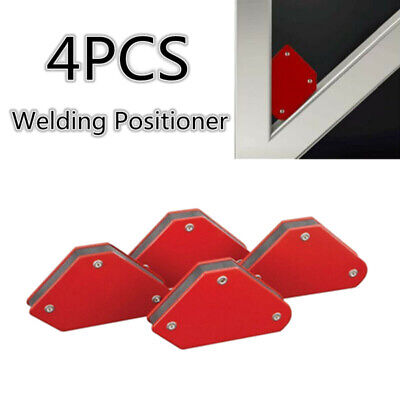 4pcs Magnetic welding holder 45/90/135 degree Fixture Practical Useful