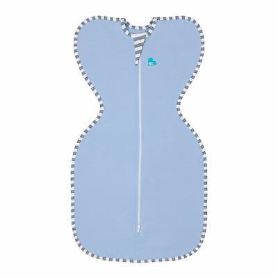 Love To Dream Swaddle UP, Blue, Small, 8-13 lbs, Dramatically Better Sleep, to