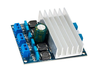 New Amplifier Board 2X 50W DIY Stereo Class-D Digital Audio Amplifier