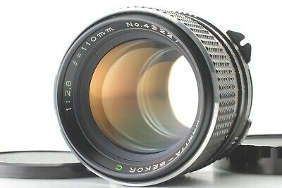 【Exc+++++】 Mamiya Sekor C 110mm F2.8 Lens For M645 Pro TL from JAPAN #1220