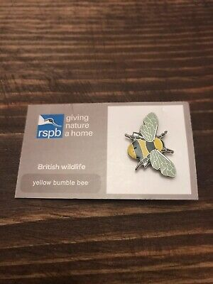 RSPB CHAFFINCH charity pin badge #2 COMBINES P+P GNAH