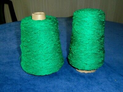 800gm - YEOMAN - 4 ply - GRIGNA - EMERALD - HAND/MACHINE KNITTING YARN - new