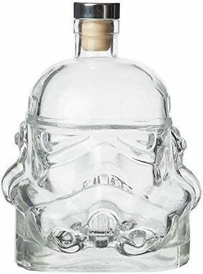 Thumbs Up  Star Wars Glass Stormtrooper Decanter, New