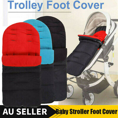 Baby Stroller Sleeping Bag Warm Newborn Thick Foot Muff Cover for Pram Washable