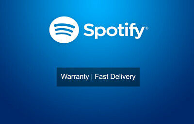 Spotify  PREMIUM  12 MONTH | FAST DELIVERY | WARRANTY