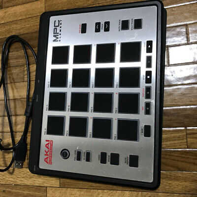 AKAI MPC element MIDI controller DTM/DAW audio interface audiocapture music