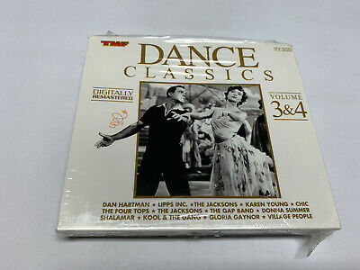 "Various ‎ Dance Classics Volume 3&4 - 2 CD´s © 2000>12""Mixes>Chic,Village People"