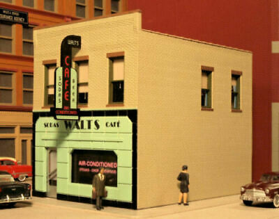 City Classics-HO Scale #501-04 Gas Station Signs