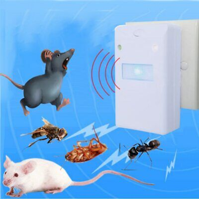 Ultrasonic Electronic Pest Control Rodent Rat Mouse Repeller Mice Mouse Repellen