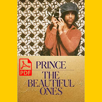 The Beautiful Ones by Prince (eBooĸs, 2019)