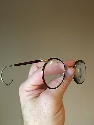 Uber Cool Vintage ALGHA 20 Spectacles - High Quality MADE IN ENGLAND