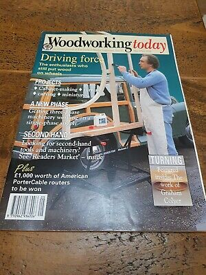 Woodworking Today Magazine May 1992