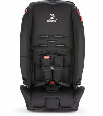 Diono Radian 3 R Latch Convertible Car Seat In Black Brand New!!