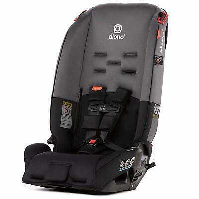 Diono Radian 3 R Latch Convertible Car Seat In Grey Dark Brand New!!