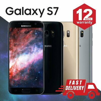 Samsung Galaxy S7 32GB Android Unlocked Mobile Phone Grade A+++ Various Color