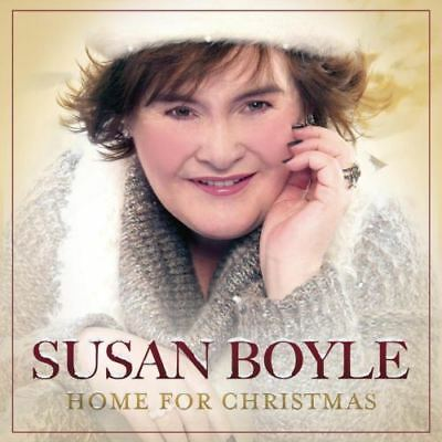 Susan Boyle - Home for Christmas - New CD - Damaged Case