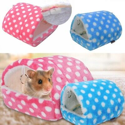 Hammock for Ferret Rabbit Guinea Pig Rat Hamster Squirrel Mice Bed Toy  au LrJNE