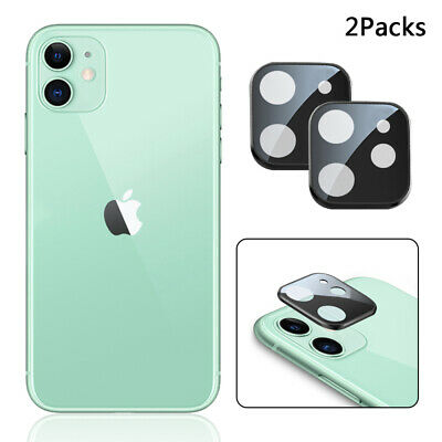 For iPhone 11 Pro Max 3D Tempered Glass Back Camera Lens Protector HD Film