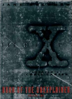 The X Files Book of the Unexplained: 002,Jane Goldman
