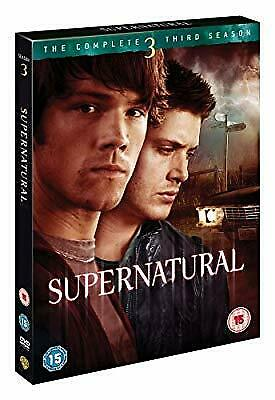 Supernatural - The Complete Third Season [DVD], , New DVD