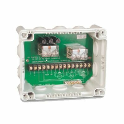 Somfy Relay Box RK 2 - 2 Shutters On 1 Switch Splash Proof Genuine Parts