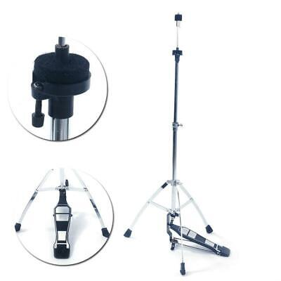 Adjustbale Pedal Control Style Hi-Hat Cymbal Drum Stand Durable