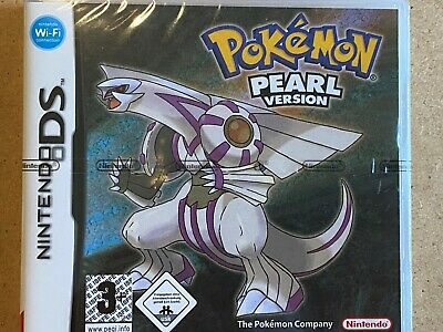 New Sealed Pokemon Pearl Version For Nintendo,Nds,Ds,Dsi