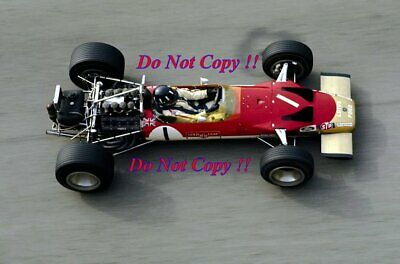 1//43 Formula 1 Graham Hill Lotus 49B GOLD LEAF DECALS TB DECALS TBD344