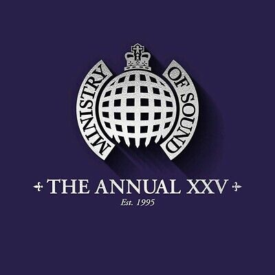 Annual XXV - Ministry Of Sound CD New 2019