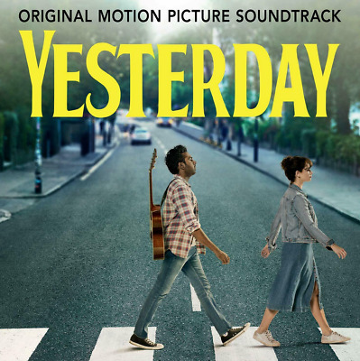 Yesterday Cd (Motion Picture Soundtrack) Brand New Z34