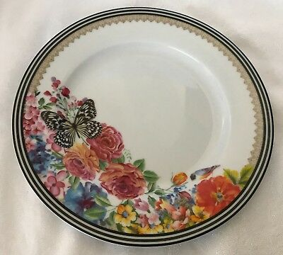 """Lenox by Melli Mello - Ava Garden - 8"""" Accent Salad Plate - Multiples available"""