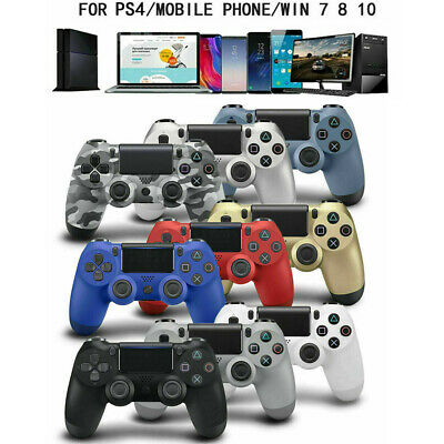 PS4 PlayStation 4 DualShock Wireless Bluetooth Controller Gamepad Joystick V2