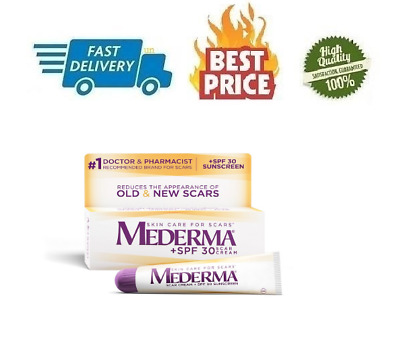 Mederma Scar Cream Plus Spf 20g 70oz Spf 30 9 90 Picclick