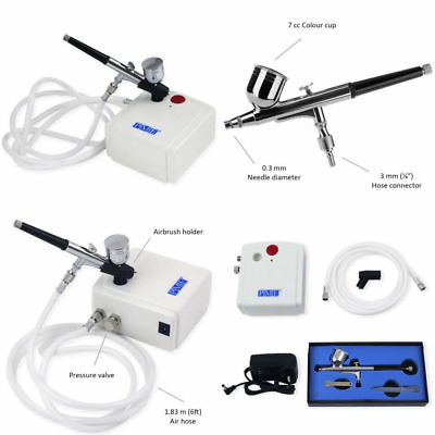 PME Airbrush & Compressor Kit for Cake Craft and Cake Decorating