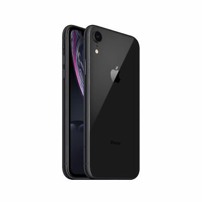 Apple Iphone Xr 128Gb Black 6.1 Nuovo Nero Gar 24 Mesi Smartphone 128 Gb X R