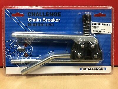 Large Chain Breaker - To Suit 3/4'', 1'' and 1-1/4'' BS Roller Chain