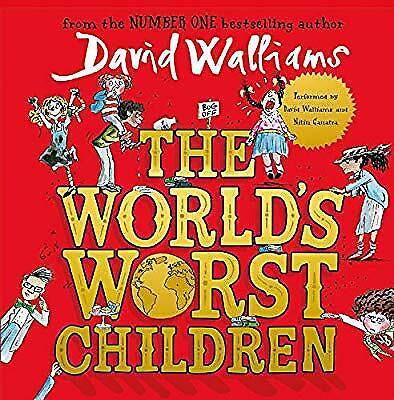 The World�s Worst Children, Walliams, David, New CD