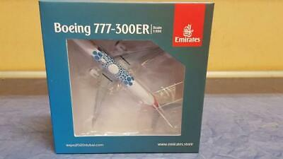Herpa Wings 1:500 boeing 777-300er Emirates expo 2020 533720 modellairport 500