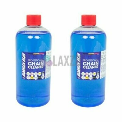 Morgan Blue Road Mountain MTB Bike Cycle Cycling Chain Cleaner 1000ml Cleaning
