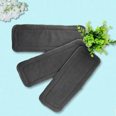 Reusable Washable Thick Baby Pocket Cloth Nappy Inserts Boosters Liners  6T
