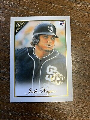 Josh Naylor Rc 2019 Topps Gallery Private Issue Parallel Card #40 Sp #95/250