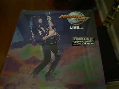 """Ace Frehley """"Frehley's Comet Live"""" RSD Record Store Day 2019 Black Friday SEALED"""