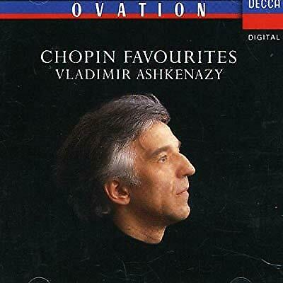 Chopin: Favourites, , Used; Acceptable CD