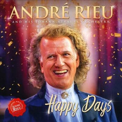 Andre' Rieu - Happy Days Used - Very Good Cd