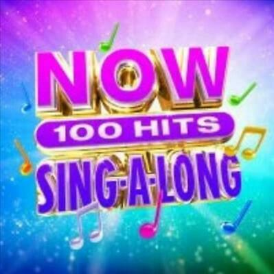 Various Artists - Now 100 Hits Sing-A-Long (5 Cd) Used - Very Good Cd